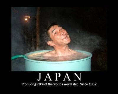 Japan Weird