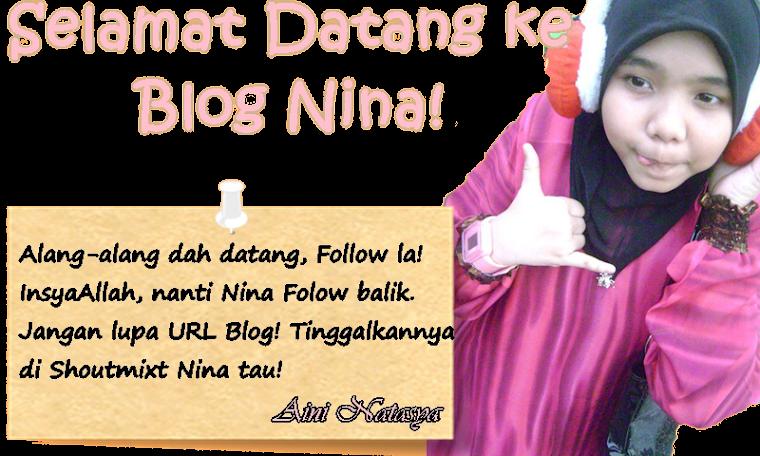 NiNa's DiaRy !