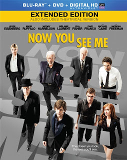 Solo Audio Latino Now You See Me EXTENDED (2013) AC3 5.1 ch 571MB