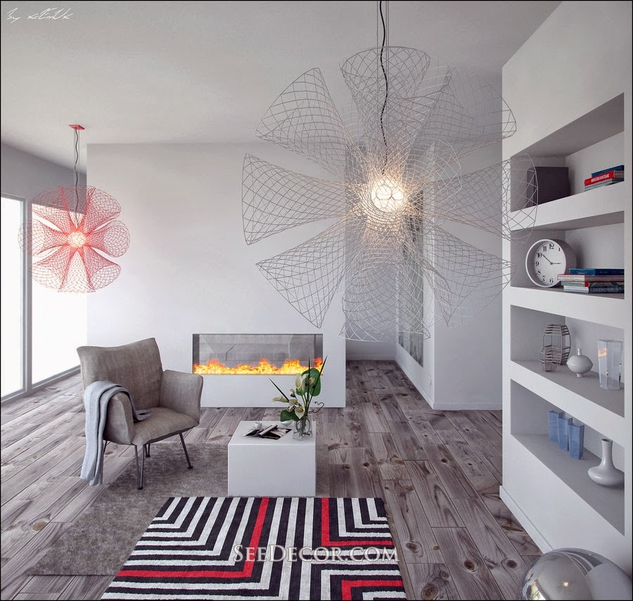 10 Modern Living Room Lighting Ideas 2014 Part 6