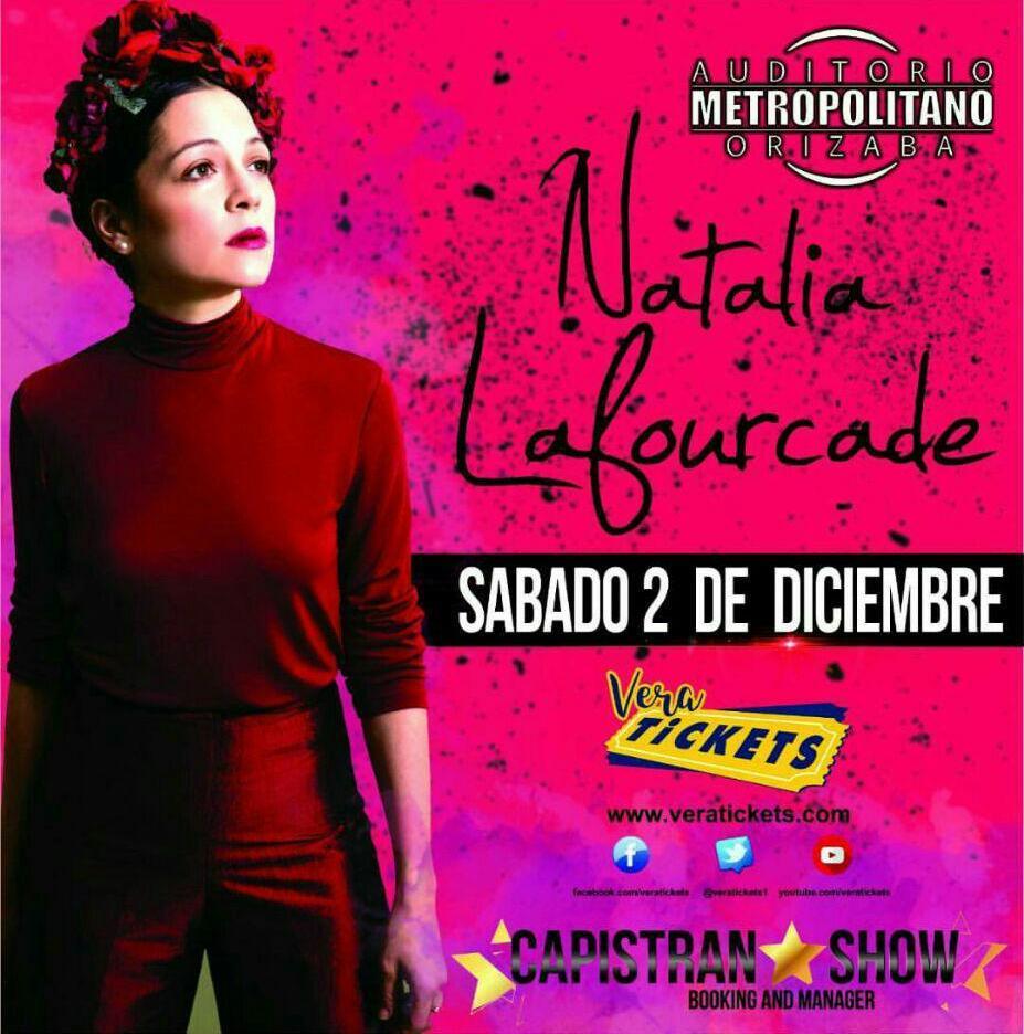 Natalia Lafourcade en Concierto...