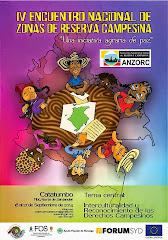 IV Encuentro Nacional de Zonas de Reserva Campesina