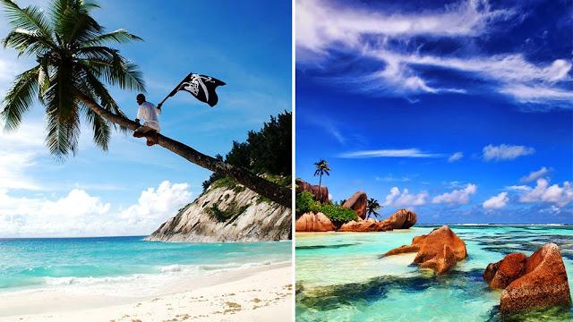 Seychelles Island Tourism, Africa