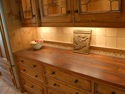 Wood Kitchen Countertops | Kitchen Ideas