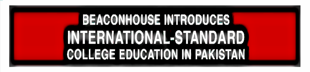 Beacon house School Now Introduced International Level College Education In Pakistan