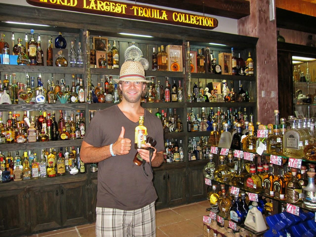 tequila store playa del carmen