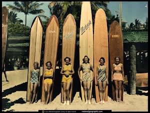 Vintage Surfing Site