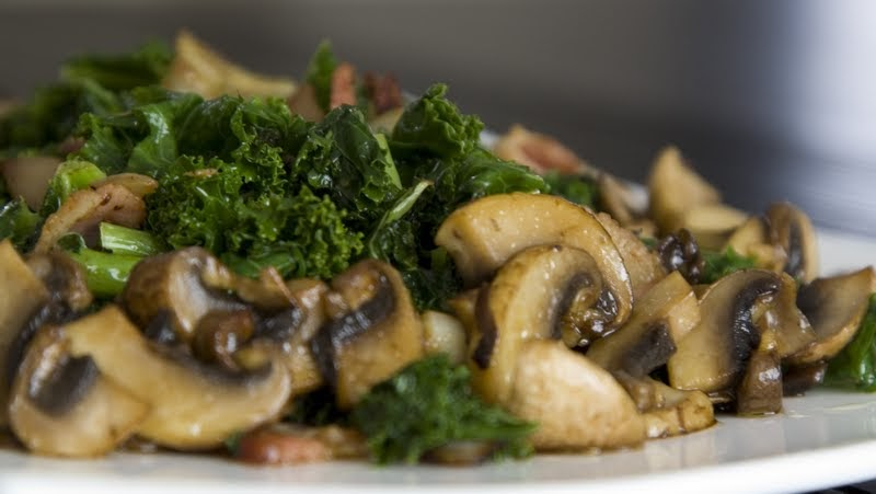 ... Makes Me Happy: What to Do with Kale? How about Asian Stiry-Fry Style