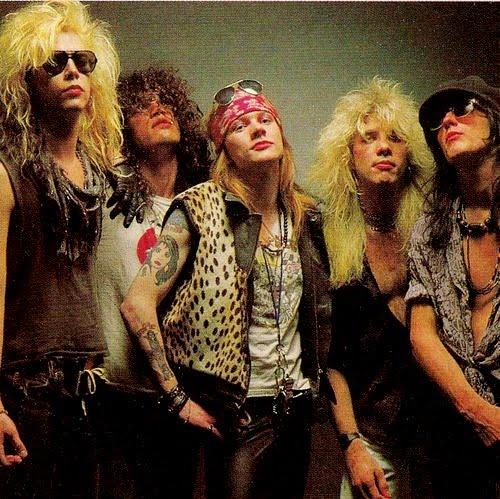 Guns N Roses Sweet Child Of Mine Mp3