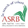 ASRB Agricultural   Science Recruitment Board Notice for ICAR March-2014