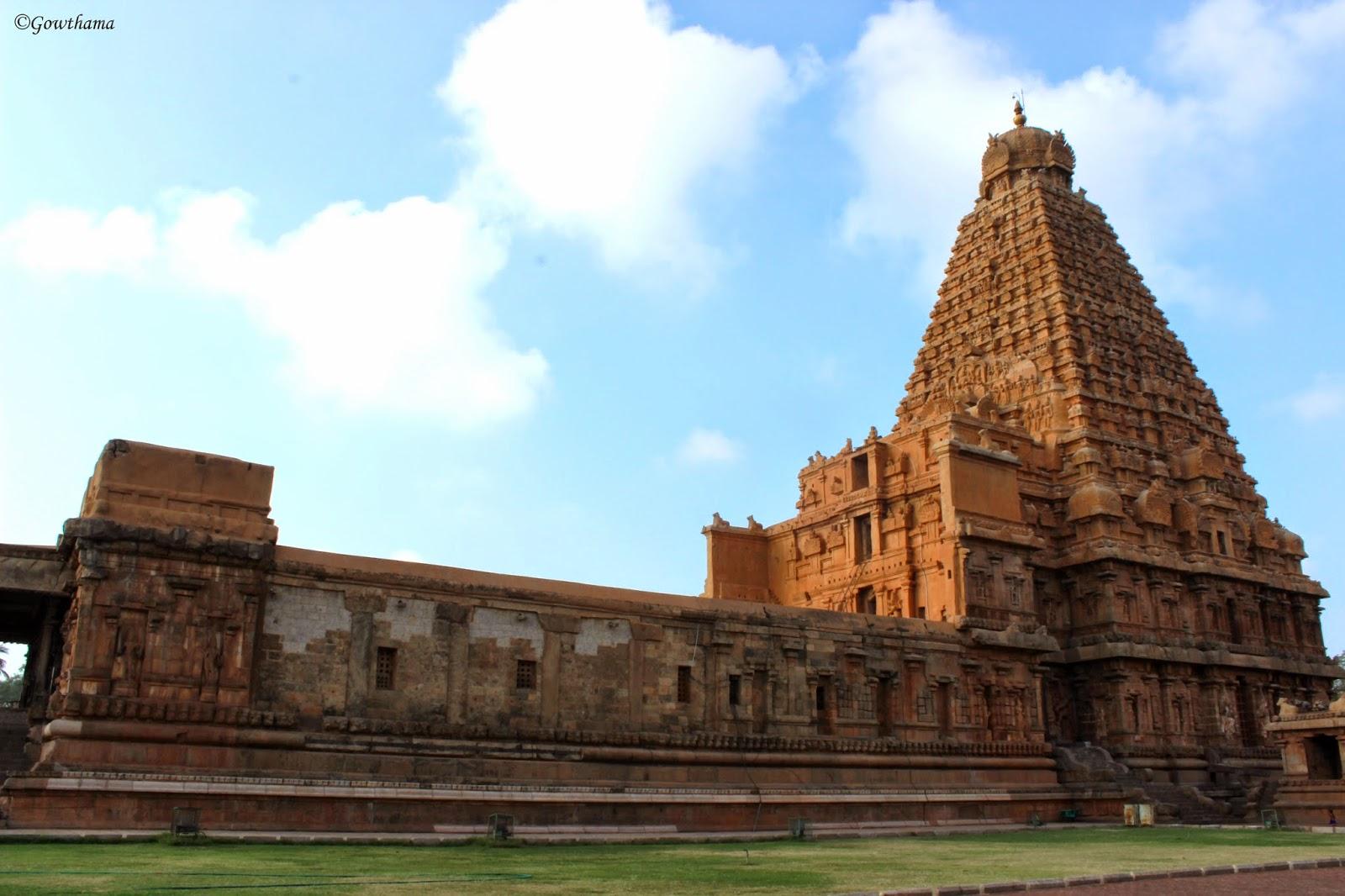 Thanjavur Pragadeeshwaran temple