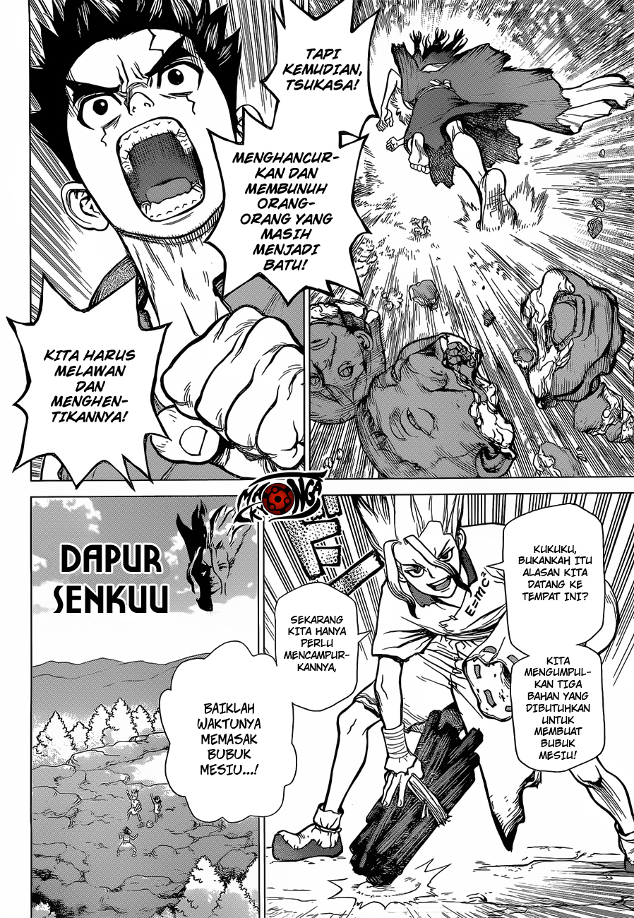Dr. Stone Chapter 08-6