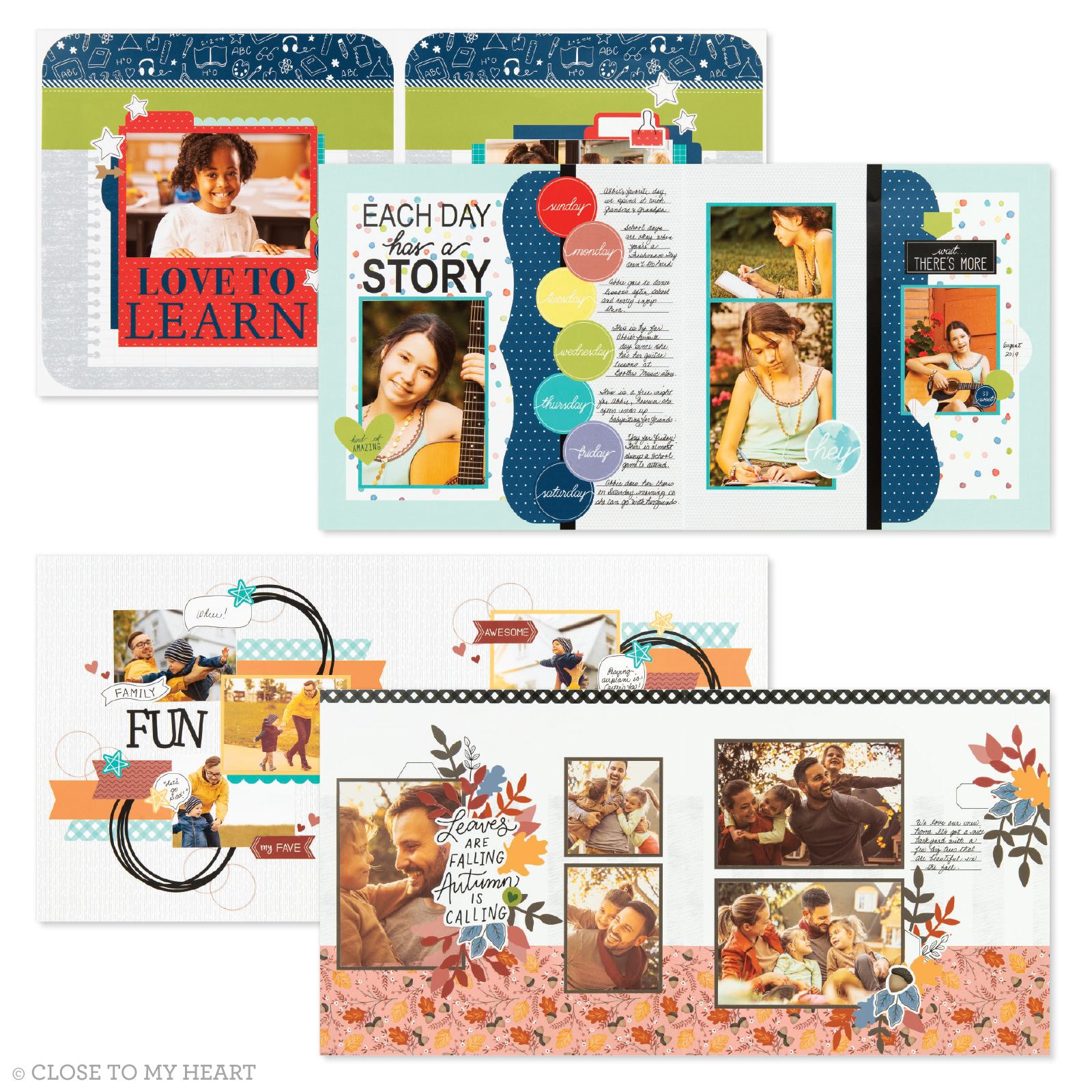 Craft with Heart Scrapbooking Subscription