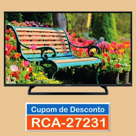 TV 39 LED Full HD Viera TC-39A400B Panasonic
