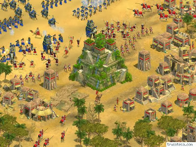 Rise of Nations Gold Edition Gameplay
