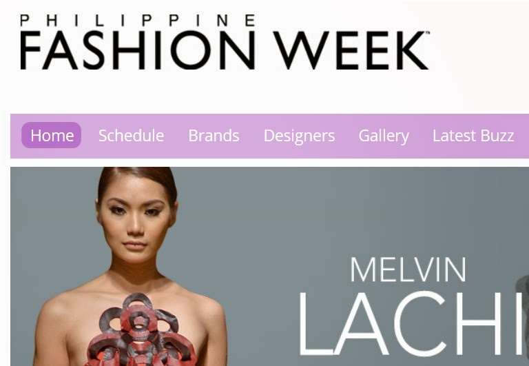 VISIT - PHILIPPINE FASHION WEEK
