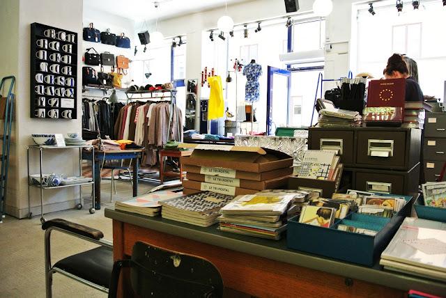 Vintage Shop Stockholm Soder Grandpa