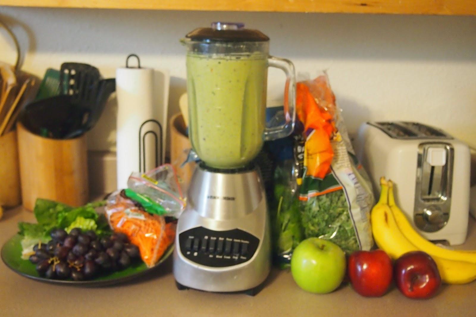 green+smoothie+recipe - Green Smoothie Recipe & Video Tutorial
