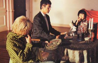 Maki, Kazari, and Ankh