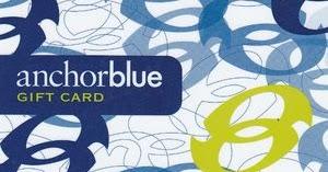 Anchor Blue Gift Card Balance Check