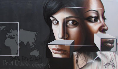 belin art - murals
