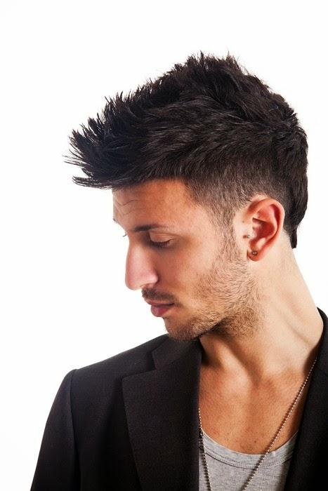 moda cabellos cortes de pelo corto para hombres primavera