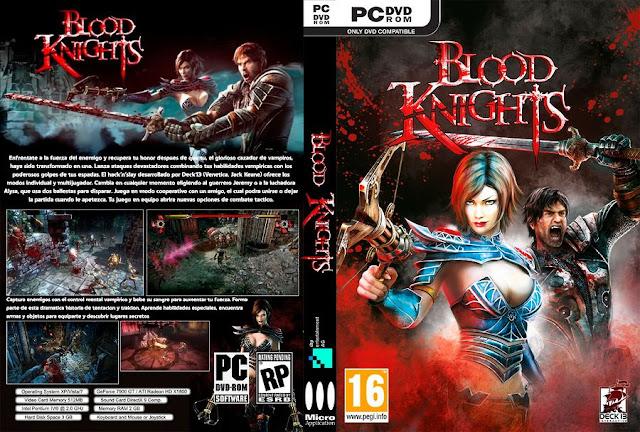 تحميل لعبة Blood Knights برابط واحد مباشر