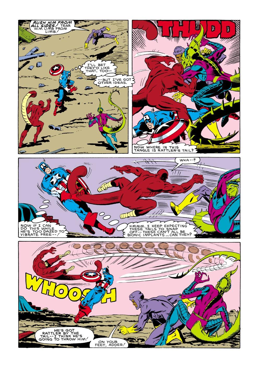 Captain America (1968) Issue #315 #243 - English 20