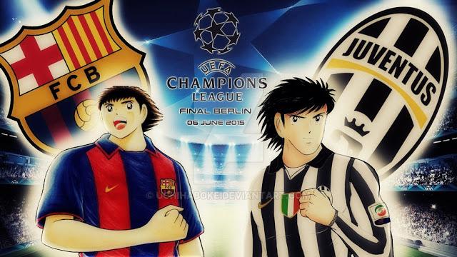 Barcelona vs Juventus champions league final live stream