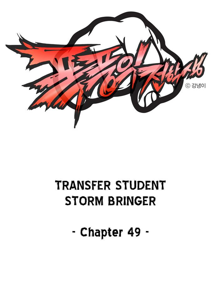 Transfer Student Storm Bringer chap 49 Trang 1 - Mangak.info