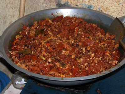 resep masakan jawa tengah sambal goreng krecek