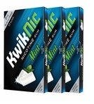 KWIKNIC Nicotine Gum (Pack of 3)