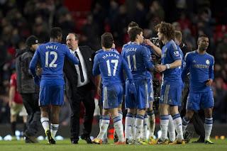 Manu 2 Chelsea 2 - FA CUP