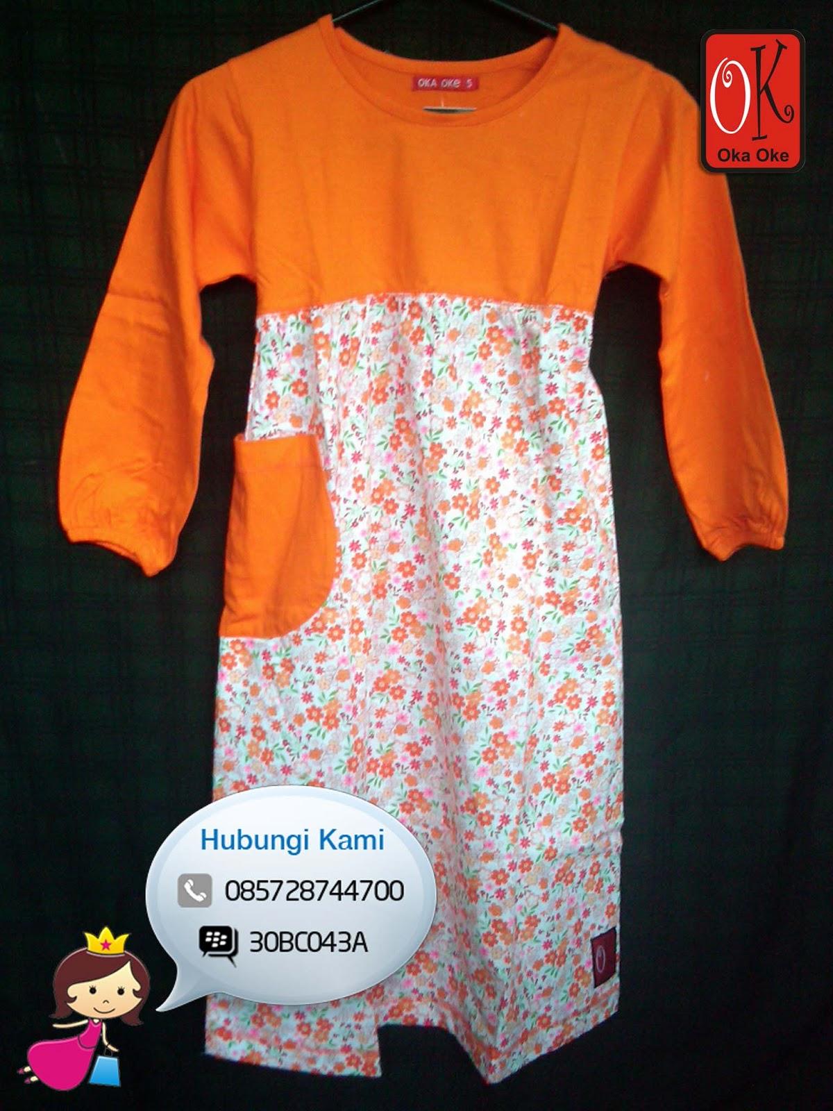 Baju Gamis Oka Oke Terbaru Baju Gamis Produksi Konveksi