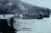 battalion landing at gallipoli