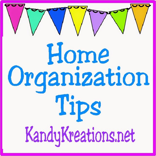 5 home organization tips and dare to share everyday parties - Five easy cleaning tips get some time for yourself ...