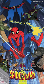 EL ESPECTACULAR SPIDERMAN - LA SERIE ANIMADA (2008)