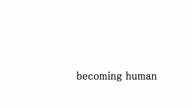 """becoming human summary review Becoming human summary & review essay becoming human part 1: summary the video opens by talking about a fossilized skull found in africa known as """"selam""""- ethiopian word for """"peace"""", an austalopithecus afarensis that was discovered in the afar region of ethiopia."""
