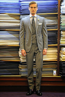 Cifonelli, Paris Fashion Week, Spring 2015, menswear, luxury, Suits and Shirts,