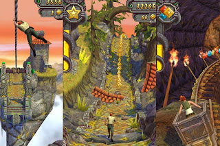 Temple Run 2 now released for Android