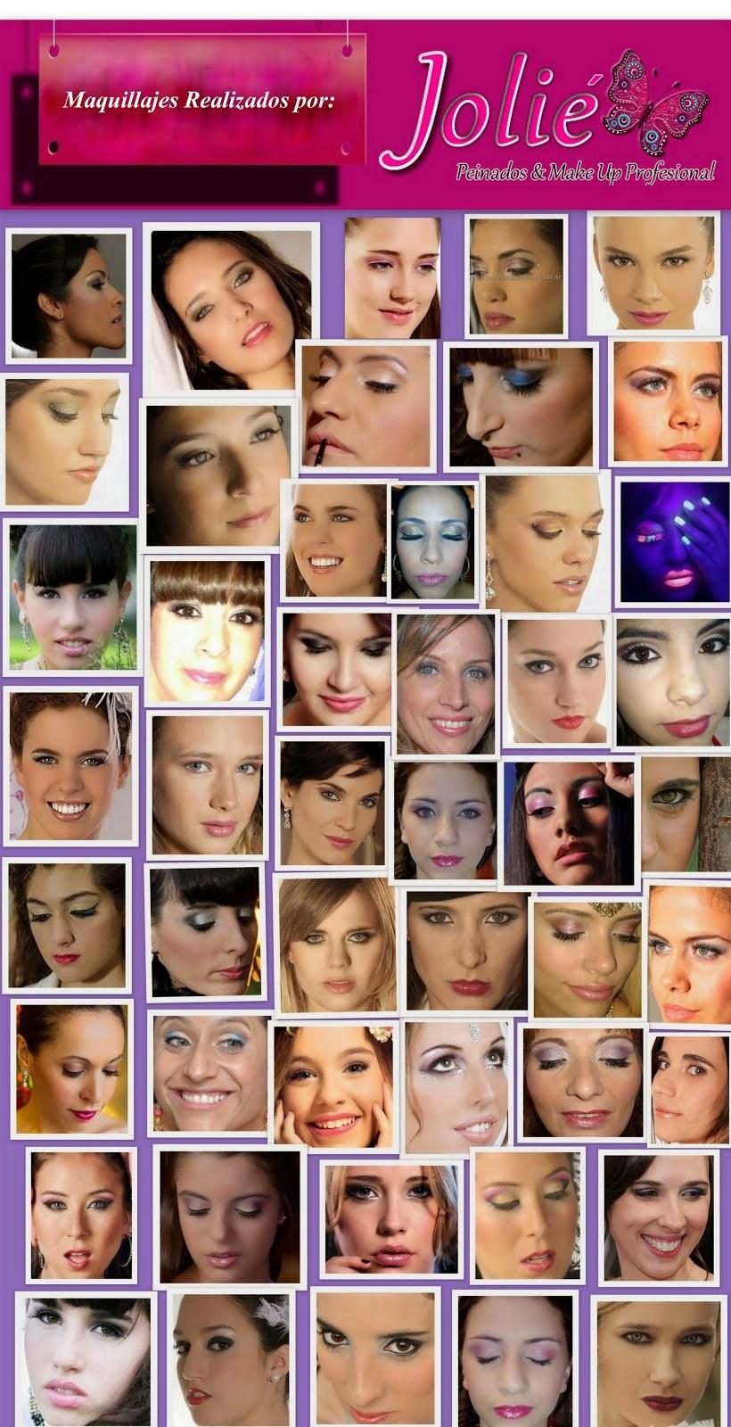 Maquillajes Jolié