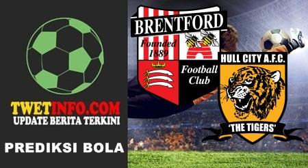 Prediksi Brentford vs Hull City
