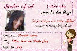 MINHA CARTEIRINHA DO AGENDAS.
