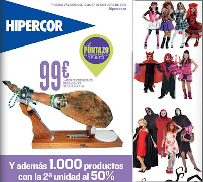 Folleto hipercor varios oct 2015