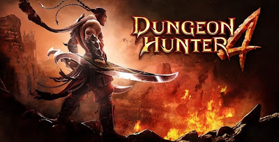 Dungeon Hunter 4 Apk Data Android