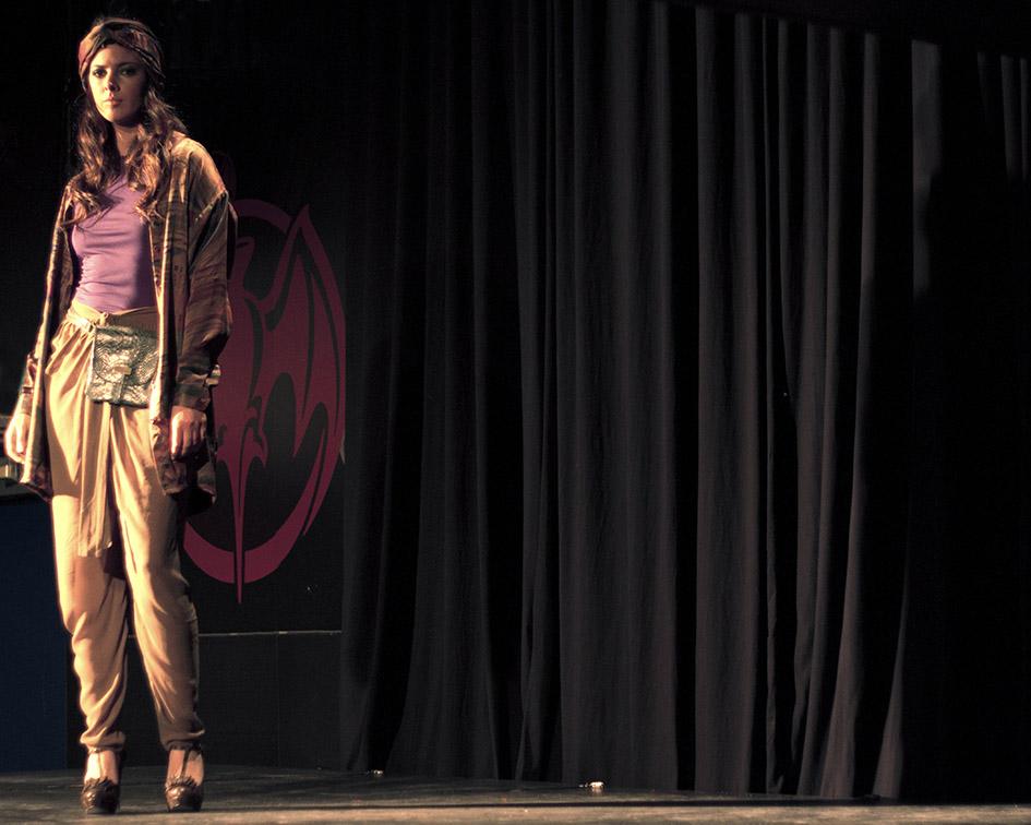 Una diseñadora con futuro: Anjara García