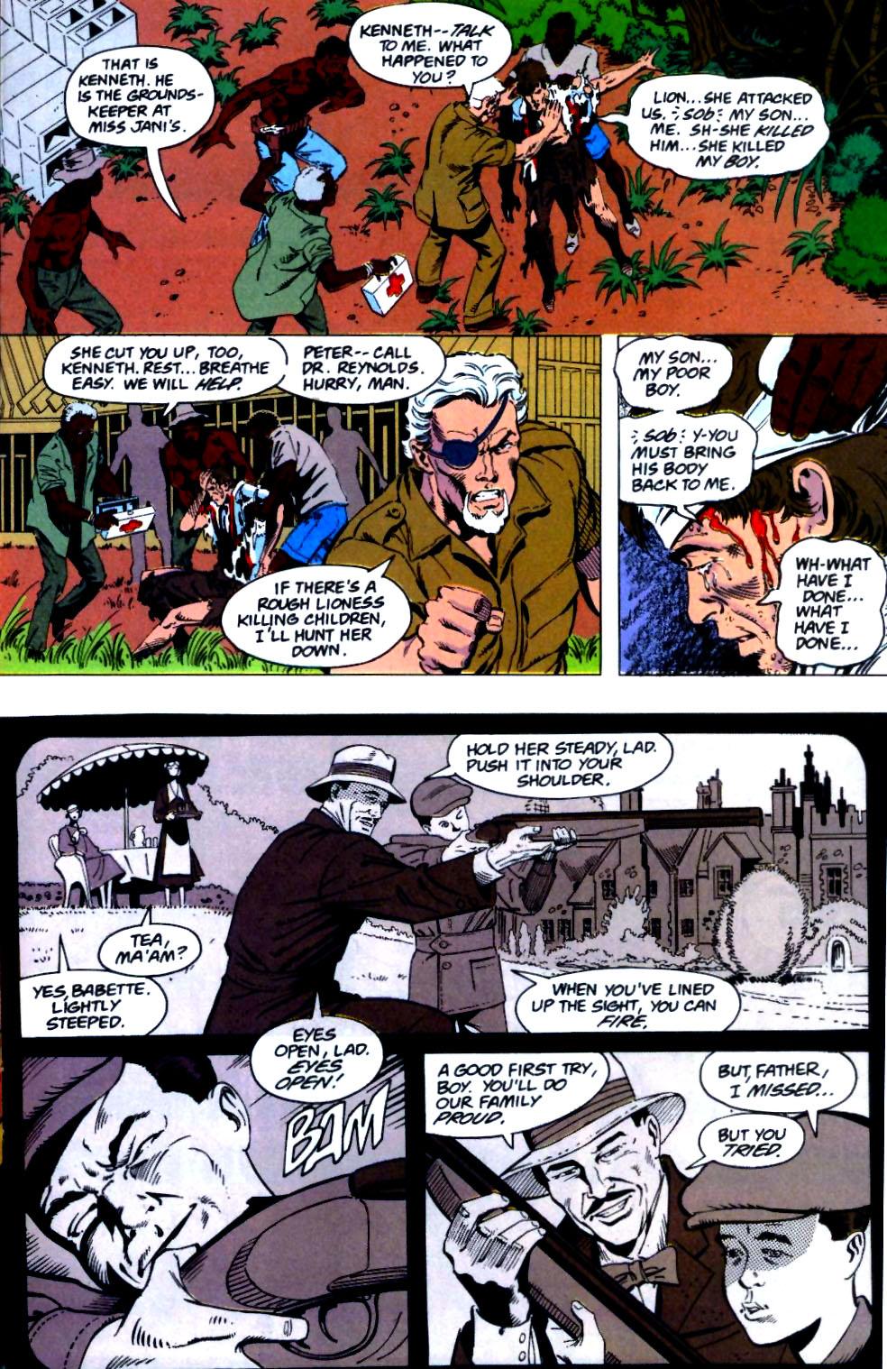 Deathstroke (1991) Issue #26 #31 - English 10