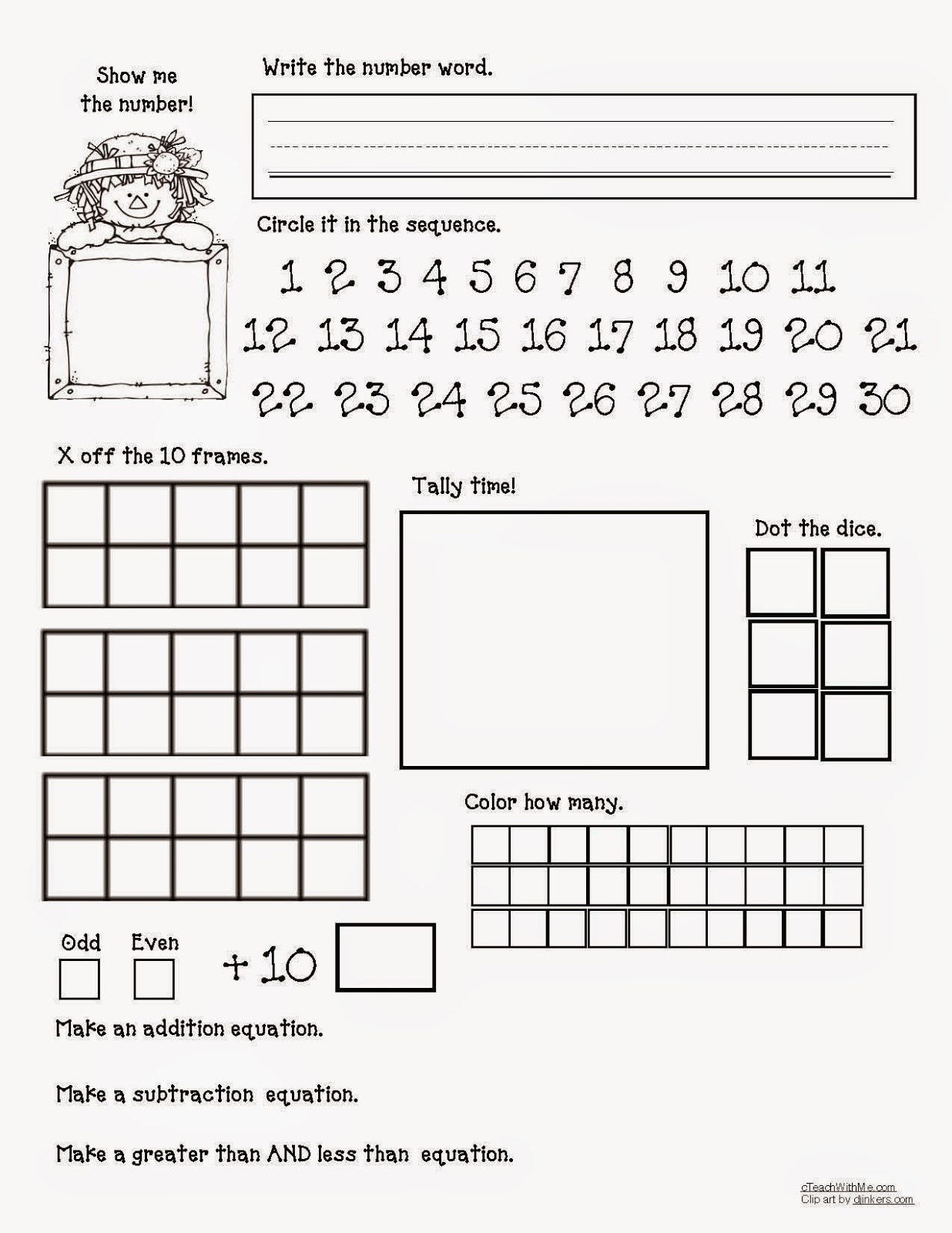 Summer Math Packets Rising 9th math worksheets for 4th grade ...