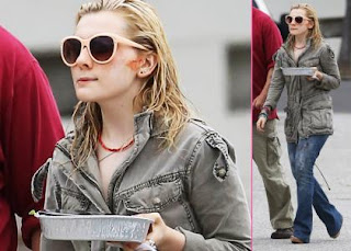 Abigail Breslin on 'The Hive' Set While Halle Berry Released From Hospital » Gossip   Abigail Breslin