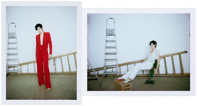 Clotilde Hesme - madame figaro japon - photos: lisa roze